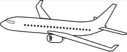 Malvorlage Flugzeug Kinder Coloring And Malvorlagan 8