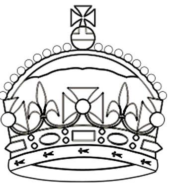 Krone Malen