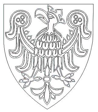 Ritter Wappen Adler Malvorlage
