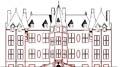 Palast Malvorlage