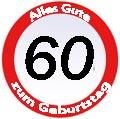 60. Geburtstag Sprüche