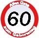Wünsche und Sprüche zum 60. Geburtstag