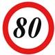 Wünsche zum 80. Geburtstag