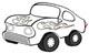 Vorlagen Autos zum Malen