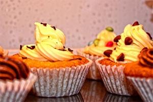 cupcakes rezept schnell und einfach selber machen. Black Bedroom Furniture Sets. Home Design Ideas