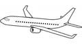 Flugzeuge Ausmalbilder