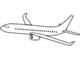 kostenlose Ausmalbilder Flugzeuge