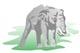 Afrika Tiere zum Malen und Zeichnen